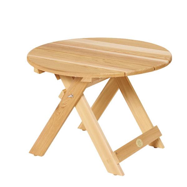 Bear Chair Koffietafel Ø 70 cm BC02 recht