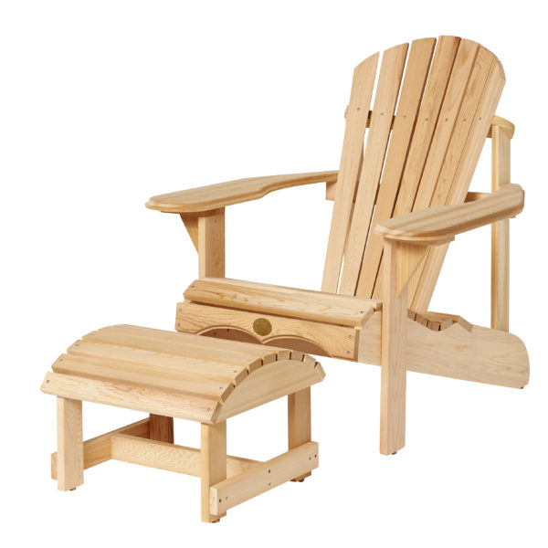 Original Bear Chair BC201 met BC01