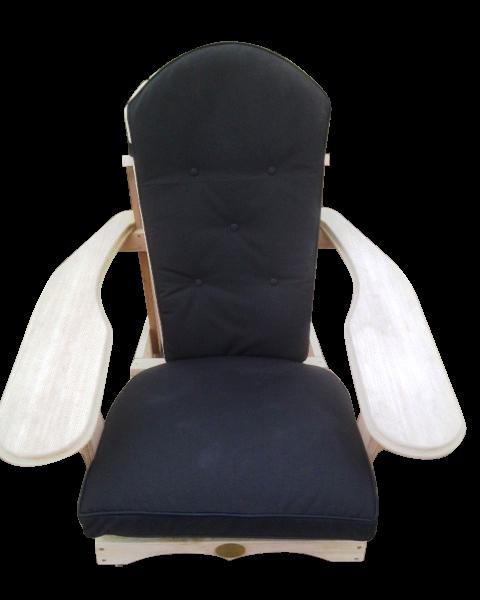 Bear Chair Kussen Zwart Original BC 201 / Bear Chair Verstelbaar BC 500 / Bear Chair Tête-a-Tête BC 950